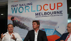 ISAF WORLD CUP MELBOURNE BRAND IDENTITY