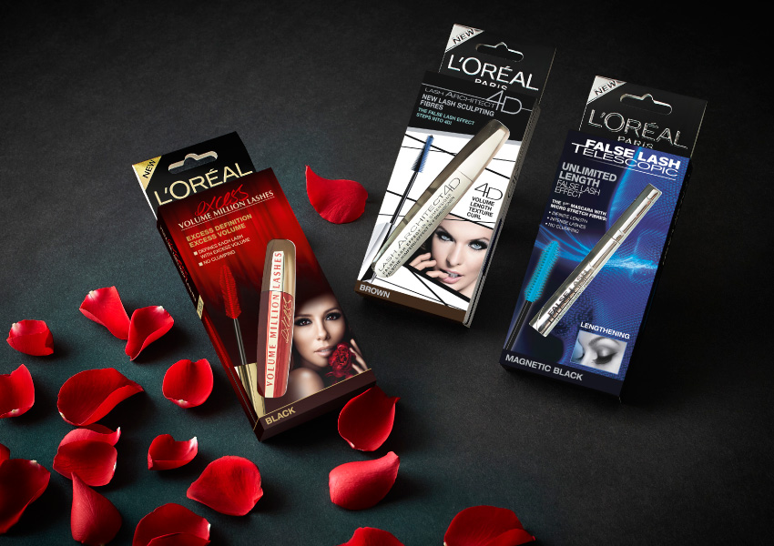 True-Characters-L'Oreal-Packaging